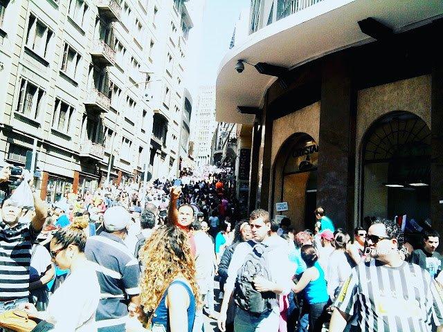 VIAGEM : RUA 25 DE MARÇO SÃO PAULO CAPITAL