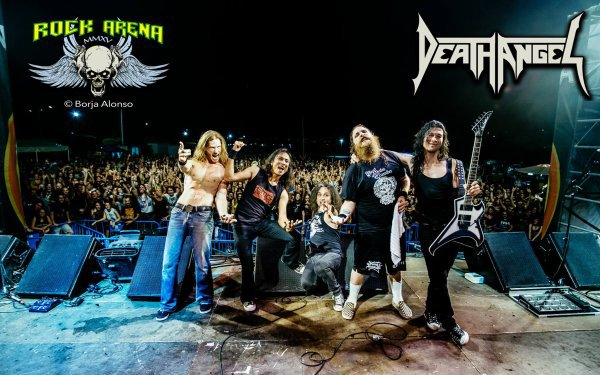DEATH ANGEL:The Evil Divide-nouvel album (27/5/16)
