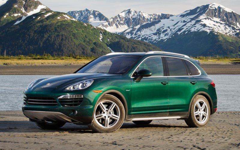 Porsche recalling 22,000 cars due to diesel cheating concerns