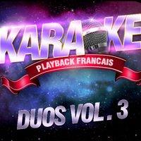Karaoké Playback Français - Est-Ce Que Tu Viens Pour Les Vacances ? — Karaoké Avec Chant Témoin — Rendu Célèbre Par David Et Jonathan