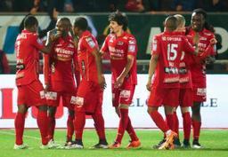 Jupiler Pro League - Le Standard s'incline lourdement à Ostende