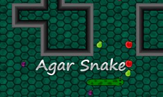 AgarSnakeio - Play agarsnake.io multiplayer snake game - RimSim Games