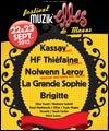 C. BLANCHE A THIEFAINE & N. LEROY TOVATI - MATHLOUTHI - CARLOTTI - COMPLEXE GEORGES TAUZIET à MEAUX - Variété et chanson françaises