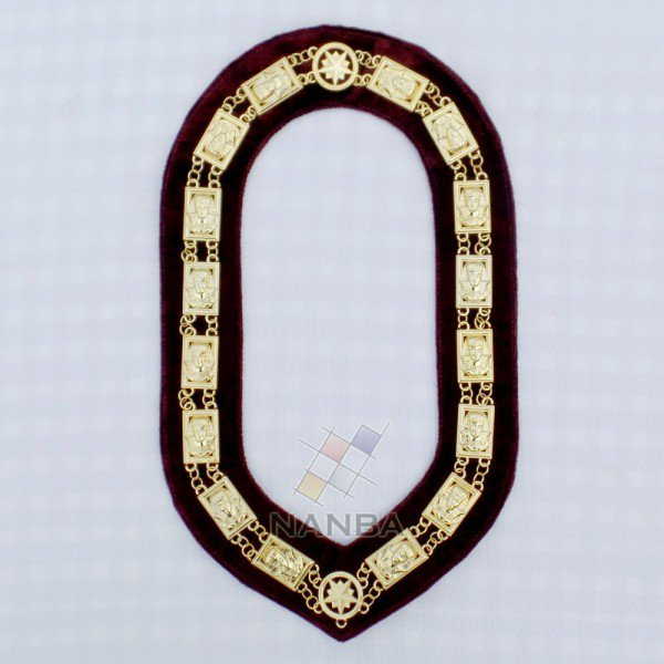 Daughters Of Sphinx Chain Collar