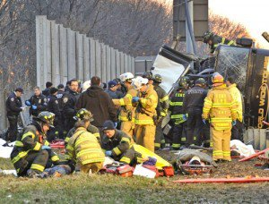 The Yeshiva World NTSB: Driver Fatigue Blamed In Deadly Bronx Bus Crash « » Frum Jewish News