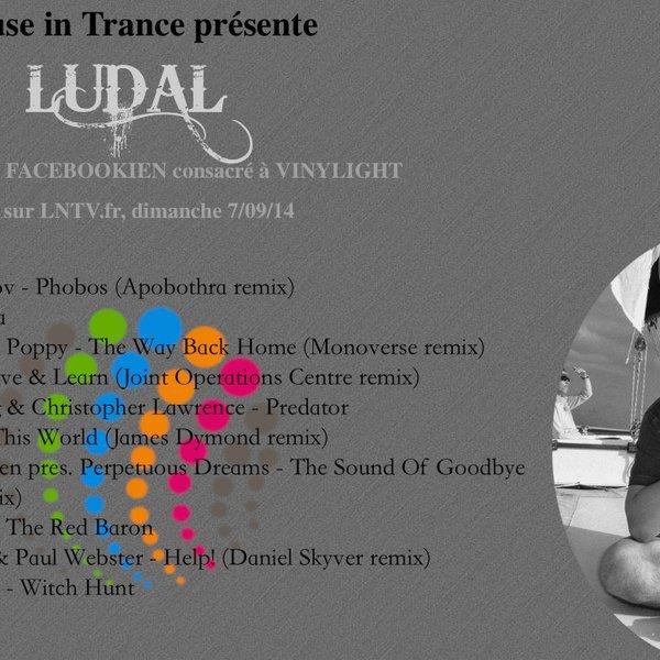 "AWIT episode 125 session special ""MIX FACEBOOKIEN - VINYLIGHT"", live on LNTV.fr, sunday 7/09/14"