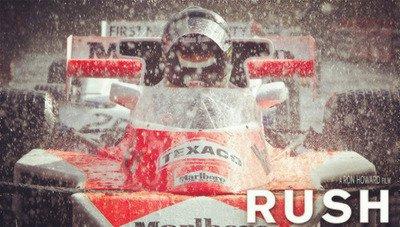 Thank you, Formula 1.