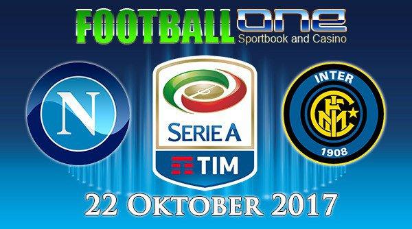 Prediksi NAPOLI vs INTER MILAN 22 Oktober 2017