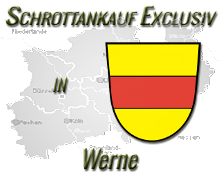 Schrottabholung Werne | Schrottankauf Exclusiv