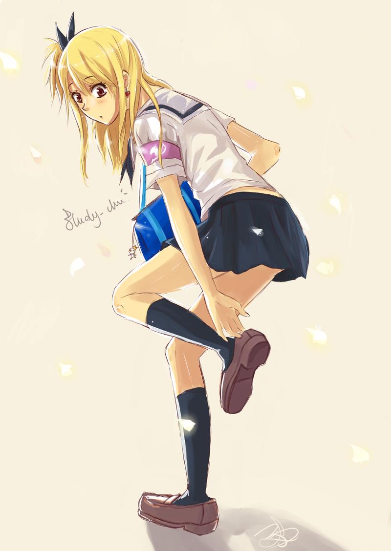 -Back To School - by *Bludy-chu on deviantART