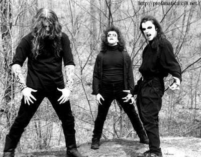 PROFANATICA :The Curling Flame of Blasphemy-nouvel album (22/7/16) ...