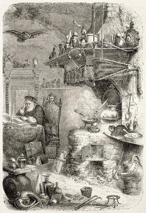 Alchimistes d'hier et d'aujourd'hui - Site d'information et de partage sur des sujets les plus banals aux plus intriguants