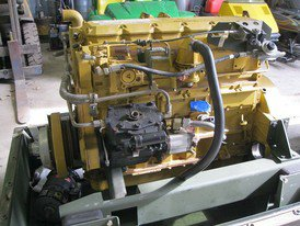 New and Used Diesel Engines for Sale by Savona Equipment - Reconditioned Diesel Engines Available