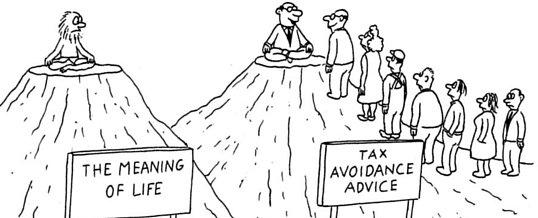 Évasion fiscale contre évitement fiscal: Faites la différence