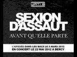 """Sexion D'Assaut - Avant Qu'Elle Parte - Extrait de l'album """"L'apogée"""""""