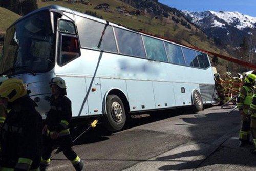 Belgische kinderen ontsnappen aan busdrama