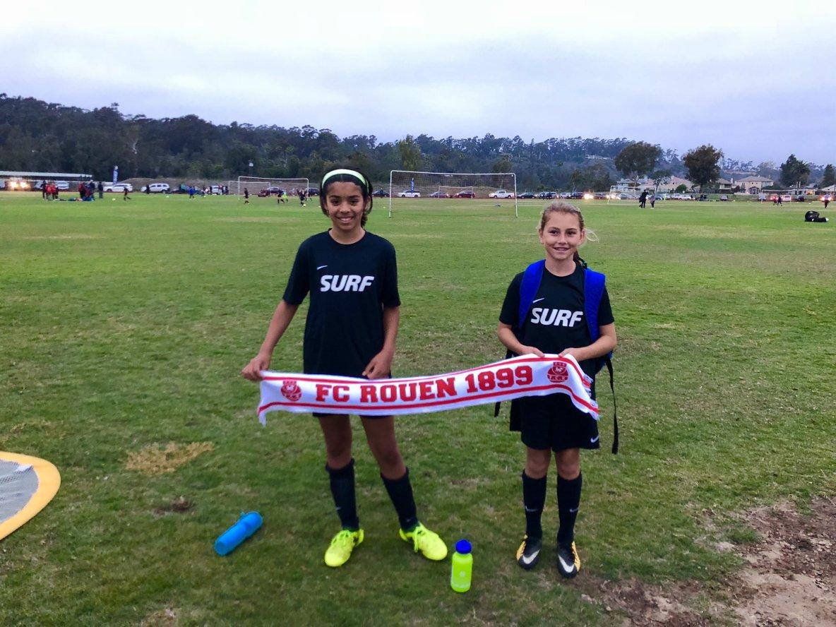 FCR - Le FC Rouen à San Diego
