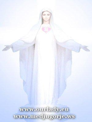 Medjugorje WebSite - Notre Dame de Medjugorje - Messages et Apparitions