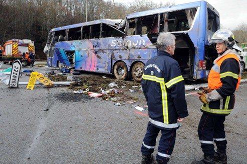 Un accident de car fait trois blessés graves à Quimper