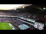 Le tifo d'Anderlecht contre le Standard