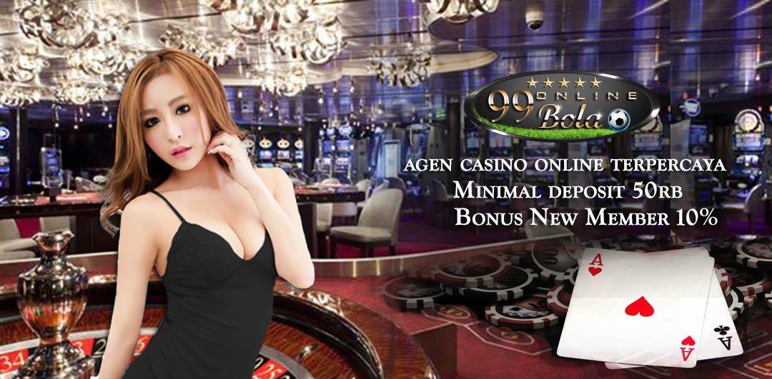 Bermain Di Agen Casino Online Terpercaya | 99 Bola