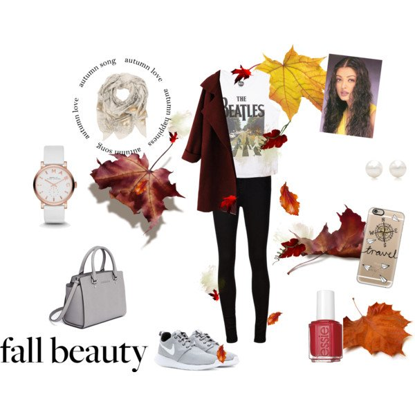 Daily Look #FallBeauty