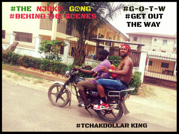TCHAKDOLLAR KING MEILLEUR RAPPEUR -CAMEROUNAIS -BOSS ET ROI DE LA TRAP MUSIC -2016-2017 -BOOBA - KAARIS -GRADUR -MIGOS-WAKA FLOKA FLAMES-HIP HOP 237 : 'Get Out The Way' by Tchakdollar King -