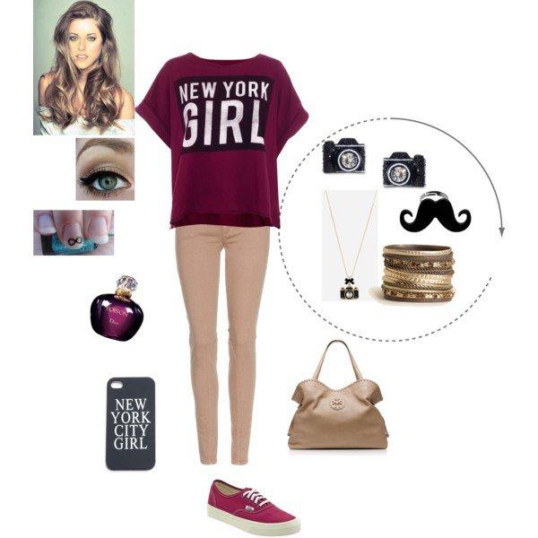 #New York Girl