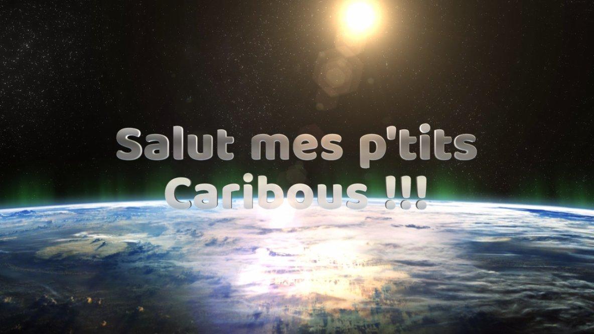BANDE ANNONCE 2019 de Caribou.TV