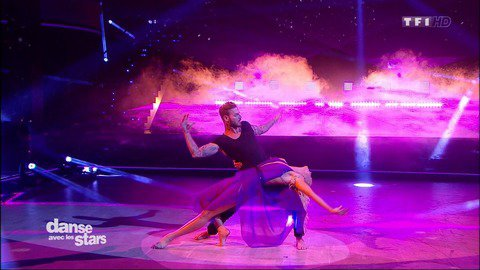 Vidéo Retrouvailles sur le parquet pour M Pokora et Katrina Patchett sur « Stay with me » (Sam Smith) - Danse avec les Stars - Replay TV