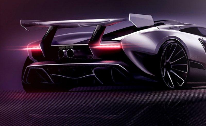 McLaren's next road-legal hypercar will be mental