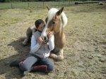 Si je tombe de cheval, relever d'abord mon cheval & ensuite moi !