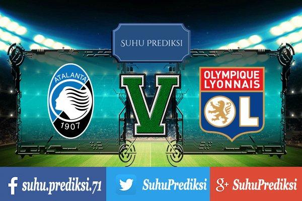 Prediksi Bola Atalanta Vs Olympique Lyonnais 8 Desember 2017