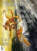 Fête de la Scie 2013 - Programme complet