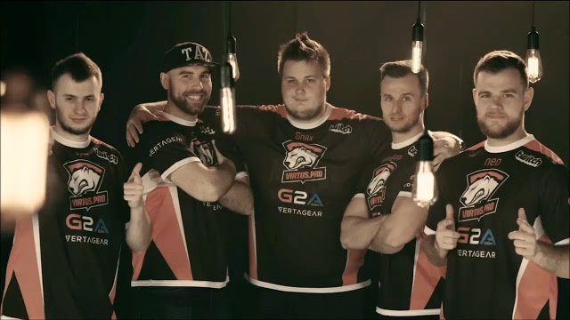 VIRTUS.PRO TAKE DOWN FNATIC IN KRAKOW - Gosugames