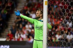 Europa League - Pour Jean-François Gillet, le Standard méritait la victoire face au Celta Vigo
