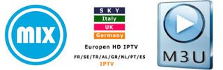 IPTV Daily m3u playlist 17 October 2017 (New)