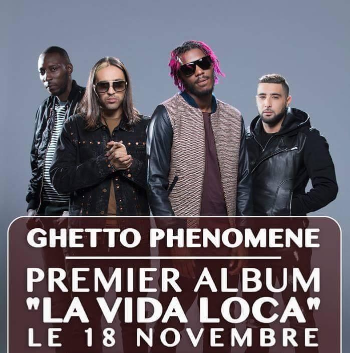 """Découvrez """" A fond sur ma route """" le nouveau clip de Ghetto Phénomène"""