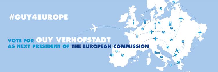 Pourquoi soutenir Guy Verhofstadt pour les prochaines élections européennes ? - Last night in Orient