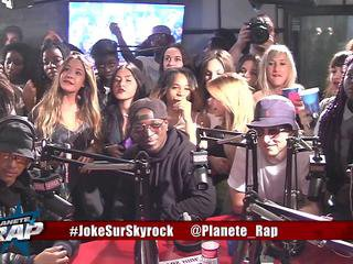 """Enorme soirée """"Vénus"""" dans Planète Rap - Vidéo Skyrock"""