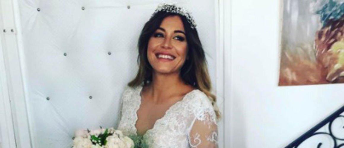 Six mois après La Villa des c½urs brisés, Anaïs Camizuli s'est mariée ! (PHOTOS)