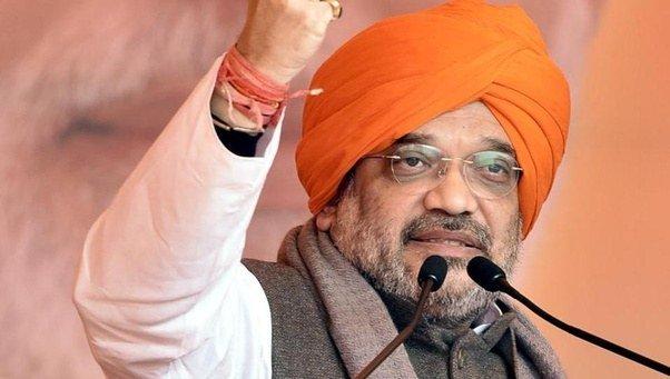 Lok Sabha elections 2019 : Amit Shah sets 28% v... - 2019 Lok Sabha elections. - Quora