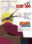 Lecture en ligne du chapitre scan naruto 564 Page 1