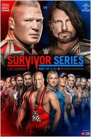 Watch Streaming WWE Survivor Series 2017 (2017) Full Movie