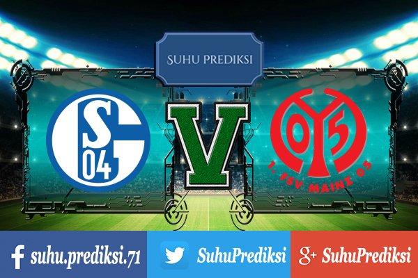 Prediksi Bola Schalke 04 Vs Mainz 05 21 Oktober 2017