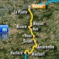 Fleuve en chômage pour entretien: comment fait-on pour vider la Meuse? - RTBF Regions
