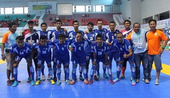 IPC Pelindo II Jakarta Lumat Dekings Halus FC Jakarta 6-1