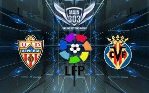 Prediksi Almeria vs Villarreal 15 Maret 2015 Primera Divisio