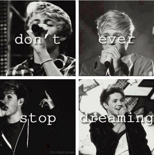 Never ! <3