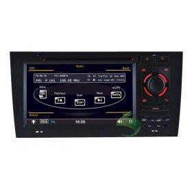 Auto DVD Player GPS Navigationssystem für Audi RS6(1997 1998 1999 2000 2001 2002 2003 2004)